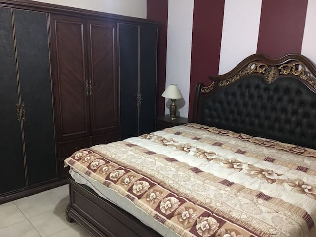 Furnished to host family or individuals