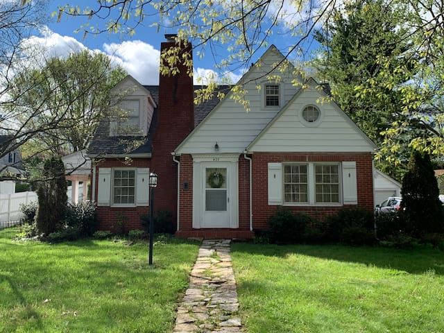 Historic Blacksburg Home Steps From Campus