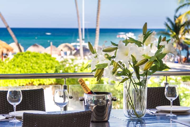 Punta Cana Beach Villa Bachelors Allowed + Bonus
