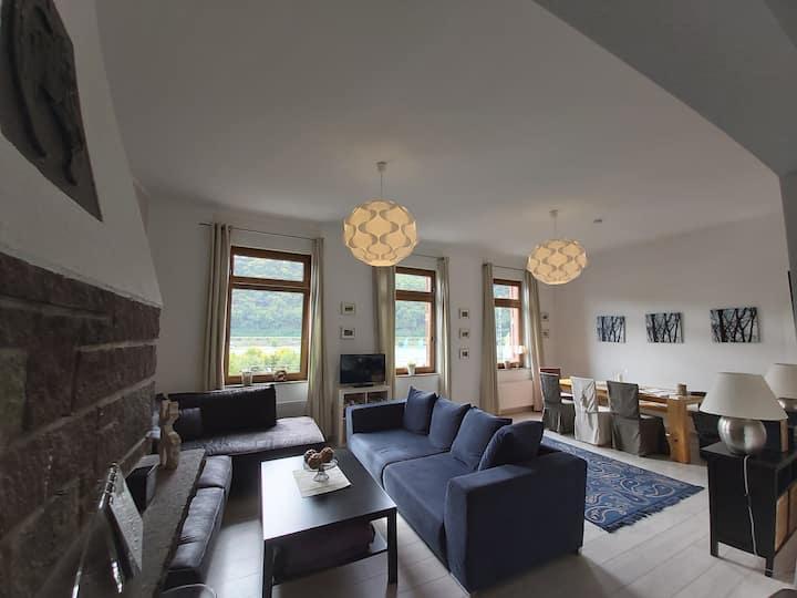Kaub-ein Zuhause mit Aussicht Komfort
