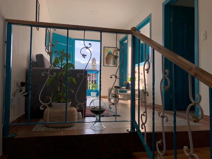 Entre Aves ~ habitación privada