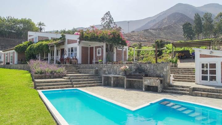 Hermosa y acogedora casa de campo en Azpitia