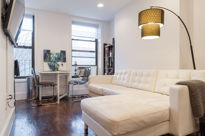 Elegent, cozy, apartment in L.E.S. - New York - Wohnung