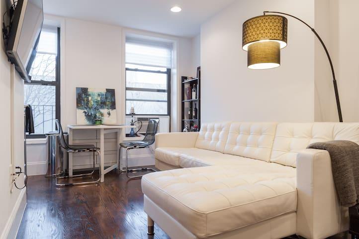 Elegent, cozy, apartment in L.E.S. - New York - Huoneisto