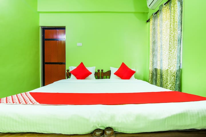 OYO Classic Cozy 1 BR stay near Benaulim Beach