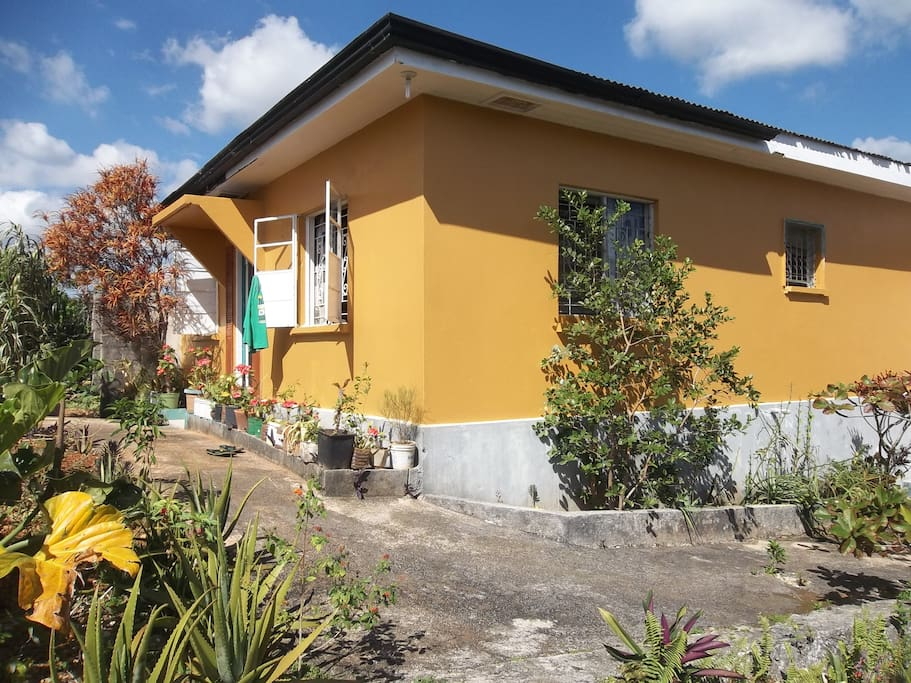 Sekhmet 39 s retreat bed and breakfasts for rent in mandeville manchester parish jamaica for 2 bedroom apartment for rent in mandeville jamaica