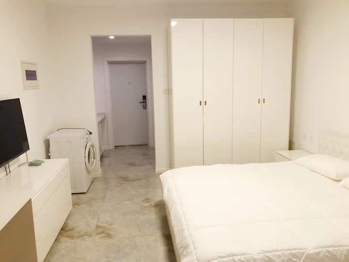 张家口崇礼万龙滑雪场万龙国际公寓