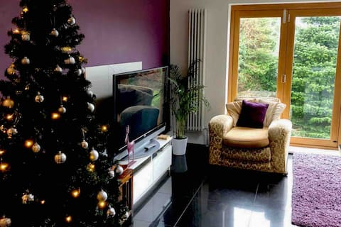 Perfect for a Christmas staycation.
