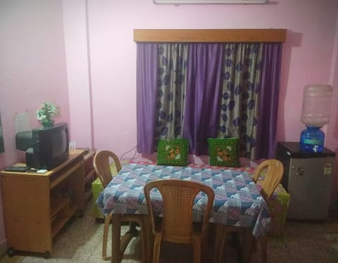 Cozy 1BHK Apartment in New Alipore