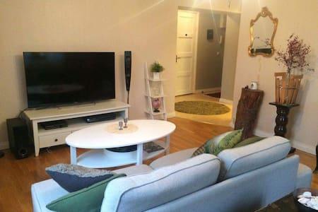 Central cozy apartment (60 m2) - Örebro - Departamento