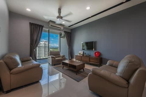 D'Serenity Sandakan , Sri Utama Condominium
