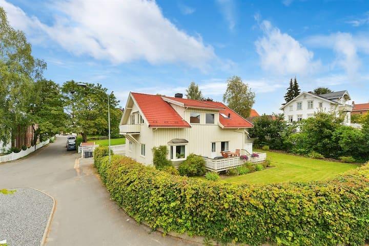 Central & family friendly house in Hamar - Hamar - House