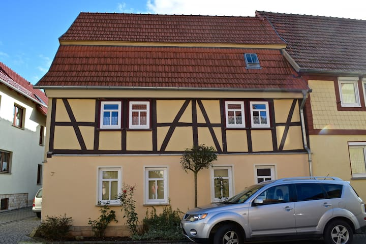 Cosy House in Middle Age Town - Deuna - Huis