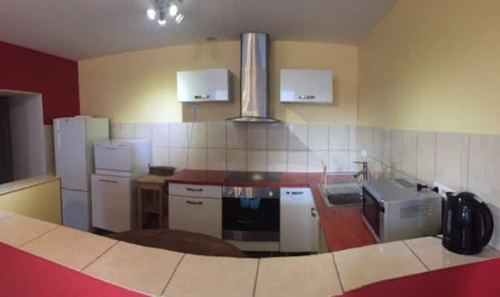 Appartement en bord de Loire