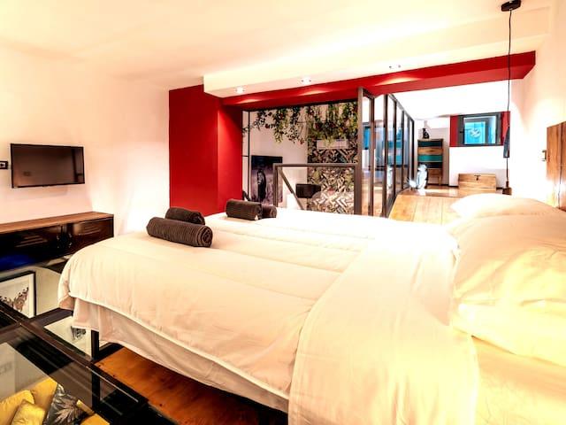 Glamorous Loft C.so Sempione Residence/Wifi/4pax