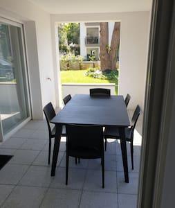 joli appartement avec terrasse