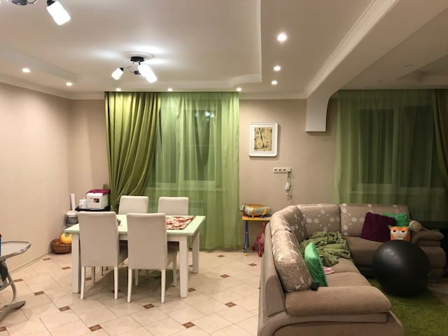 Уютный дом для семьи.