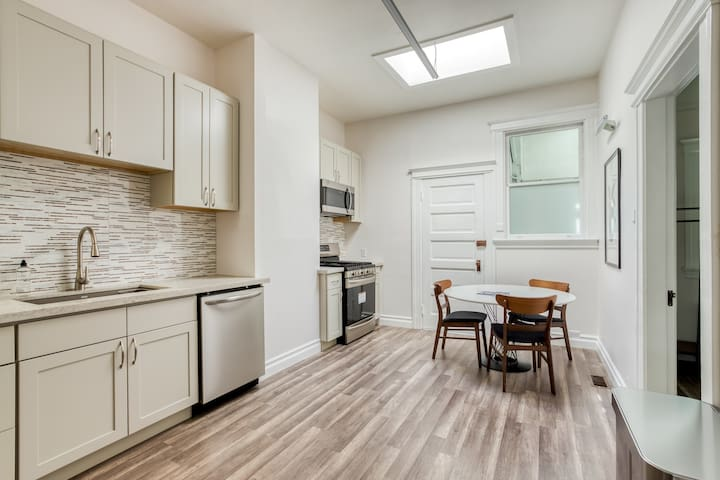 Lovely 2BR in NoPa, Pet-Friendly + Near Parks