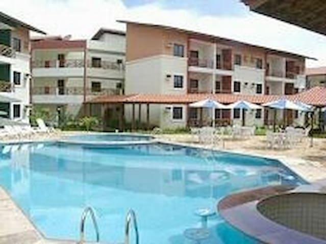 High-level flat at Porto das Dunas beach. - Aquiraz - Daire