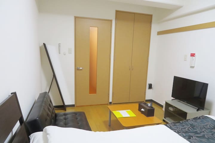 【T7.3】3min Tenjin St.☆Great location for shopping!