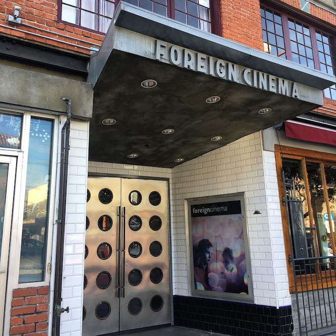 Photo of Foreign Cinema in Mission District