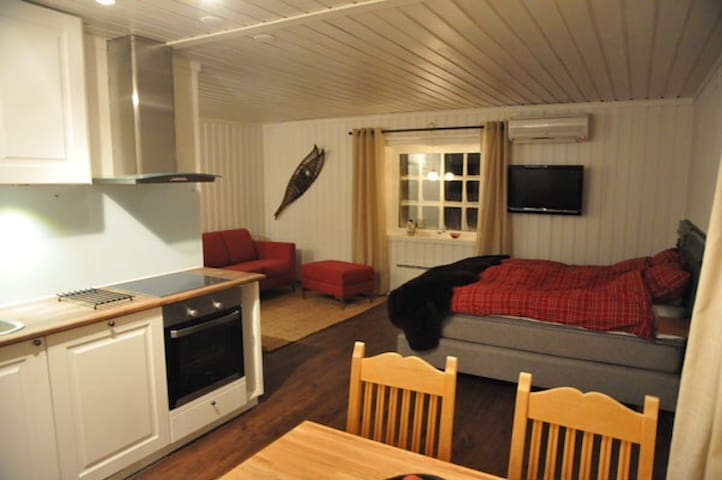 Lägenhet mitt på Lindvallen - Sälen - Apartament