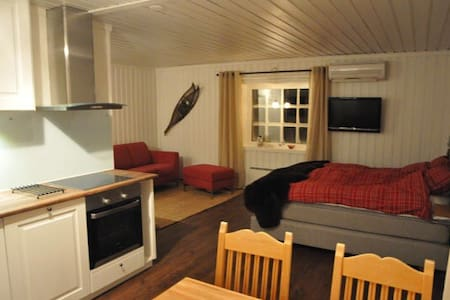 Lägenhet mitt på Lindvallen - Sälen - Huoneisto