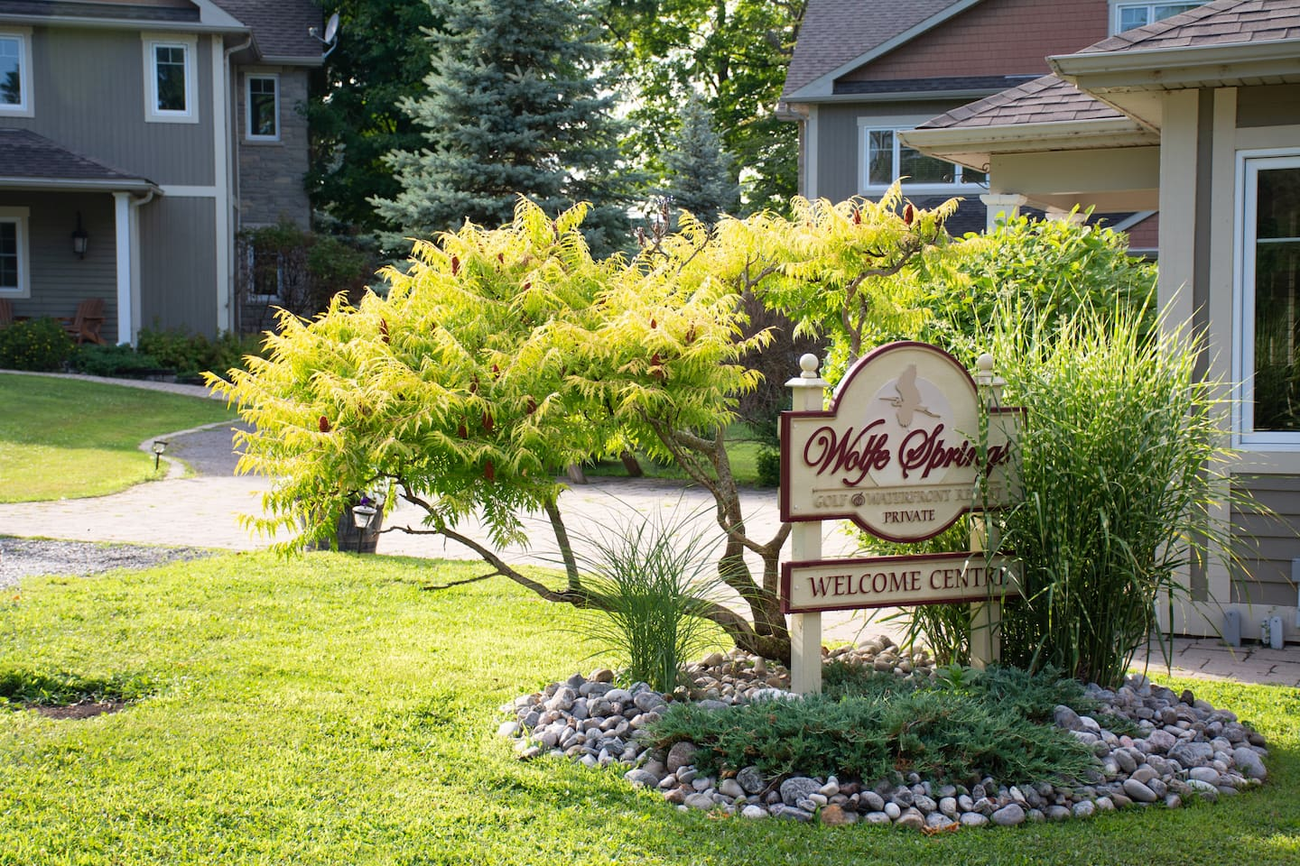 Welcome home to Wolf Springs Golf & Waterfront Resort