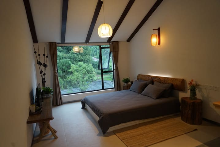 Clearwater Residence Kingbed room - Huzhou - House