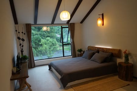 Clearwater Residence Kingbed room - Huzhou - Dům