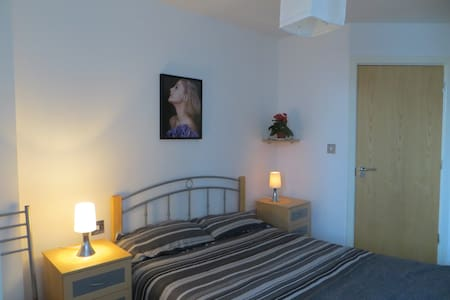 Lovely double bedroom in Zone 2 - London - Apartment