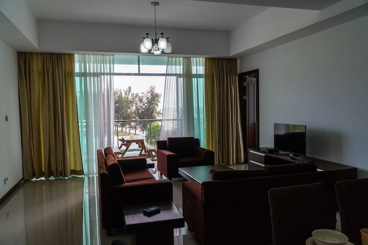 Lesya Seaview Condominium Miri