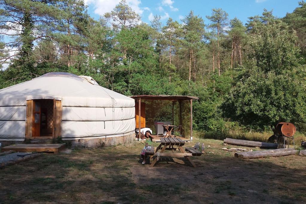 Yurta Blanca