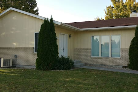"Comfortable ""Home Away from Home""! - Twin Falls"