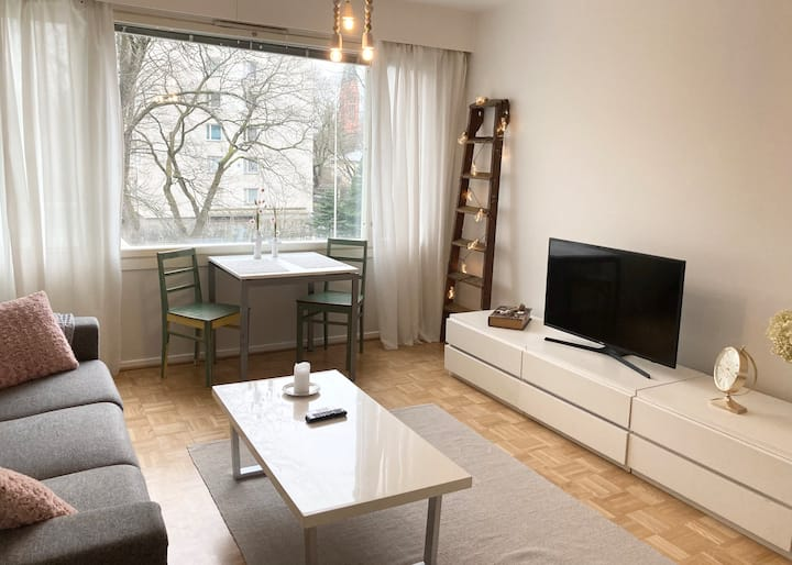 Nice 2 room apartment close to everything