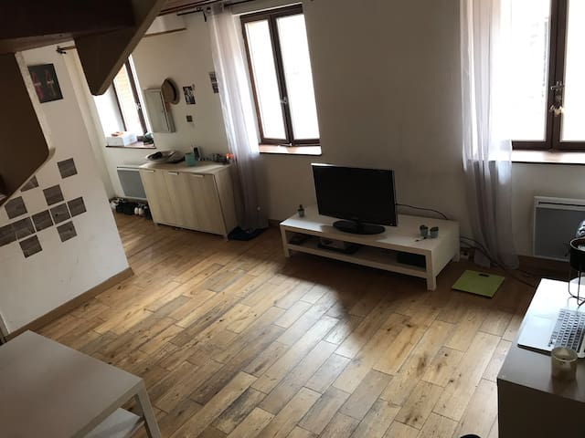 appartement 35m carré PLACE DU CAPITOLE