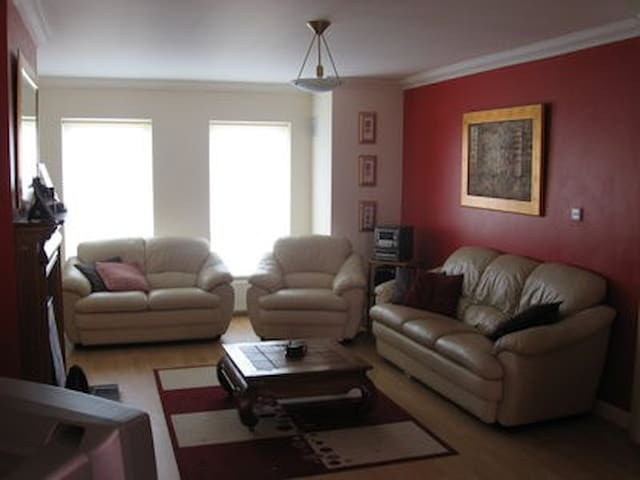 rooms in house west dublin - Dublín - Casa