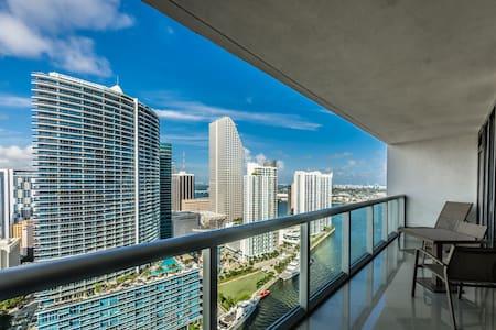 Amazing Icon Brickell Fully Equipped Unit - Miami - Condominium