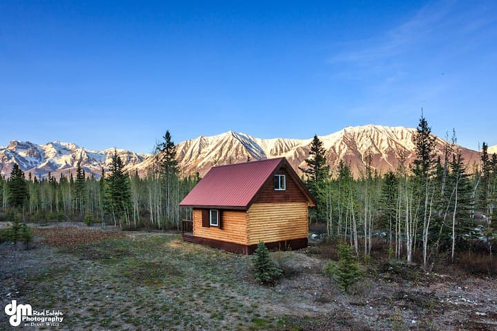 Fireweed Mountain Lodge - Jumbo Cabin