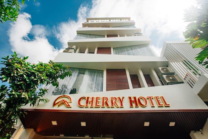 Cherry Hotel Hue - Deluxe Double