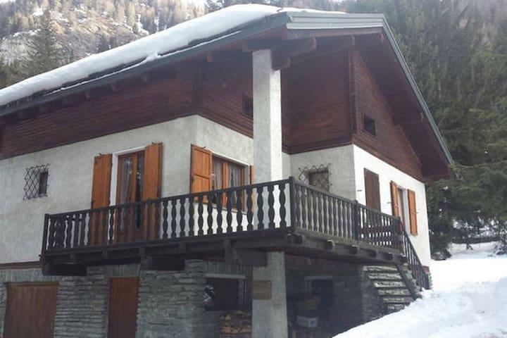 Chalet Anna - Frachey - House