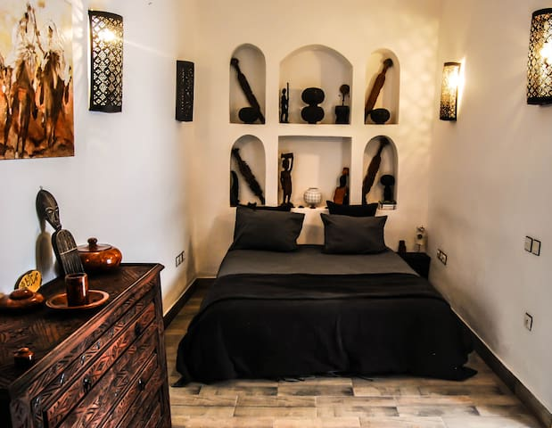 The Hera suite, breakfast & wifi - Marrakesch - Bed & Breakfast