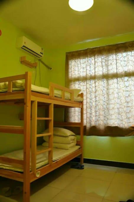 温馨的就寝房间