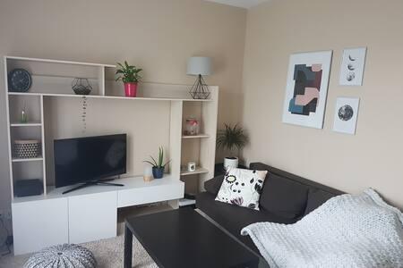 Appartement 2 pièces sur campus Poitiers