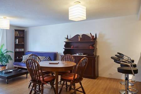 Conviniently located apartment in Roma Sur