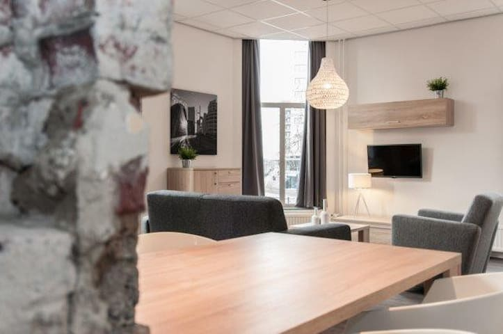 Central and luxurious apartment! - Eindhoven - Departamento