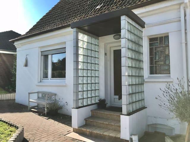 """Ferienwohnung """"Liegeplatz TWEE"""" in Laboe / Ostsee"""