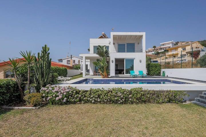 Villa de ensueño en Punta Carnero