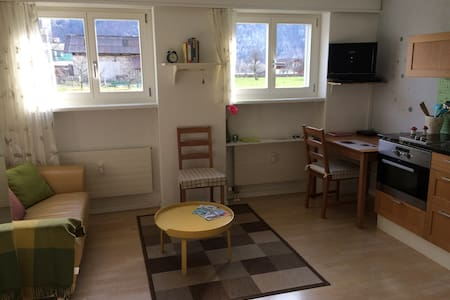 Little apartment for 1 person with guest card