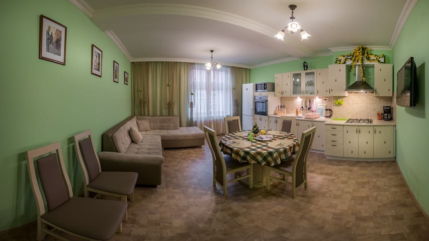 "Apartment ""Elizaveta 2"" - Karlovy Vary - Apartment"